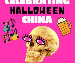 Celebrating Halloween in China