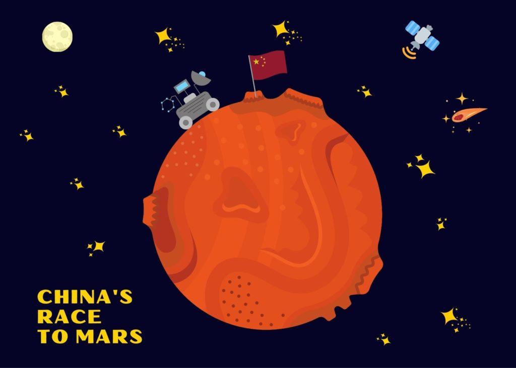 China mission to Mars