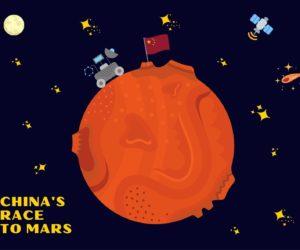 China's Race to Mars